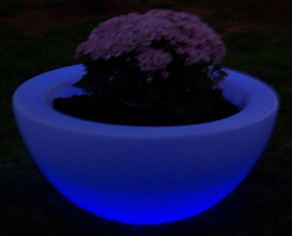ILLUMINATED PLANTER - Code 70007